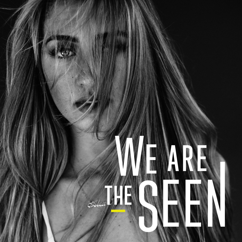 We Are The SEEN Snapchat Card Front