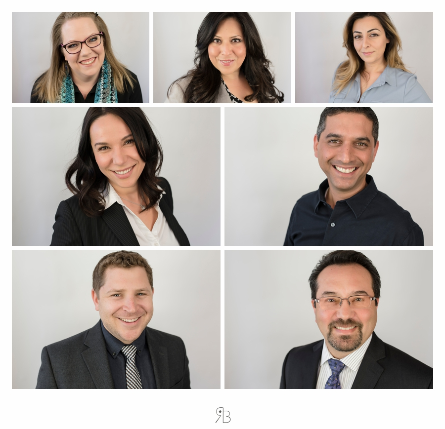 los angeles corporate headshots professional polished relaxed