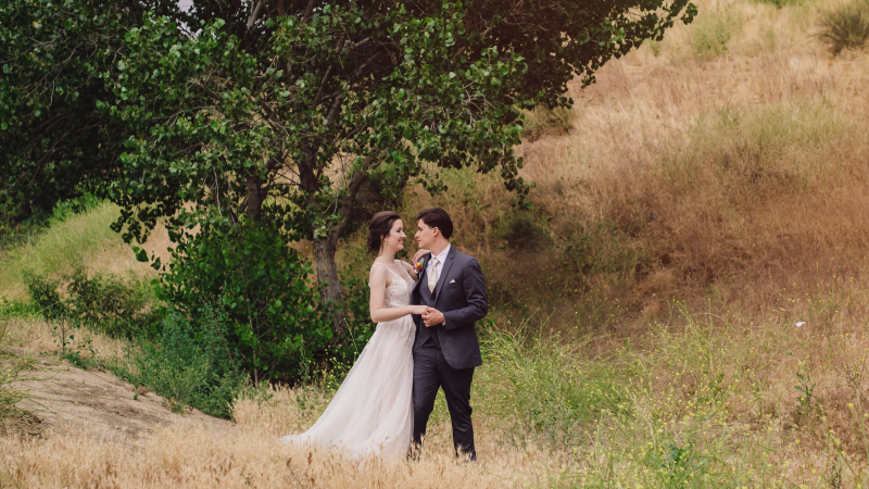 Ashley and Andrew Got Married :: Santa Clarita Wedding Photographer