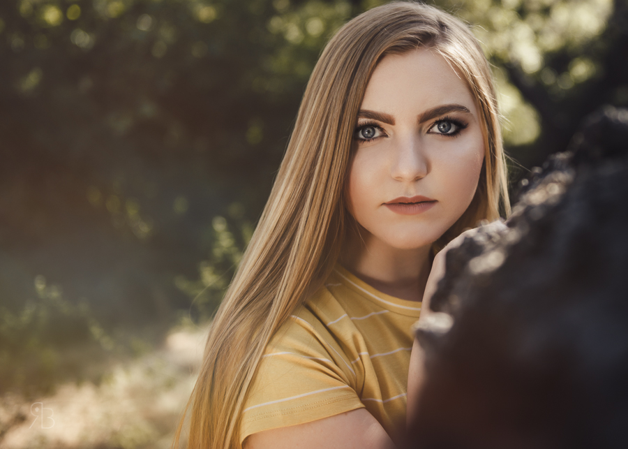 Kaleigh | 2019 Senior Portraits | Renee Bowen Model Influencer