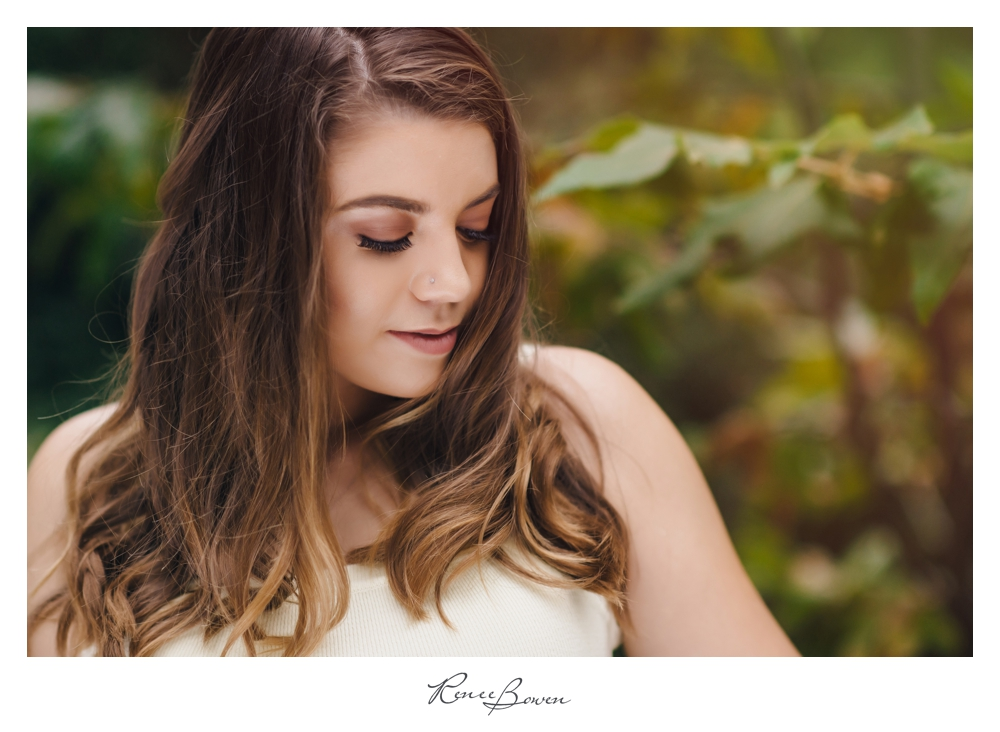 Melainey | 2019 Senior Portraits | Renee Bowen Model Influencer